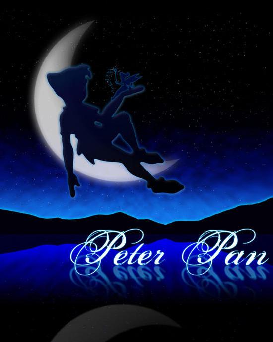 Αφίσα Παράστασης Πήτερ Παν (2010)