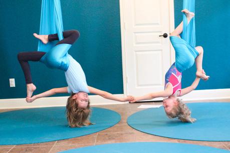 Aerial Yoga – Kids
