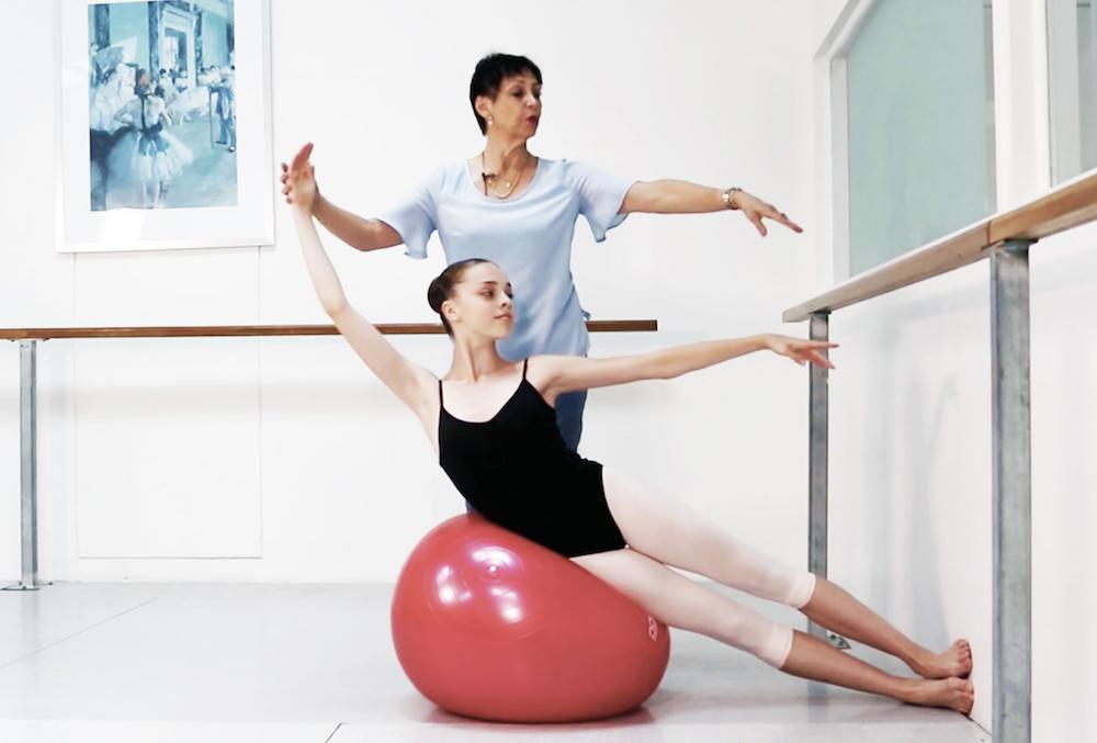 Progressing_Ballet_Technique_-_Marie__Janae