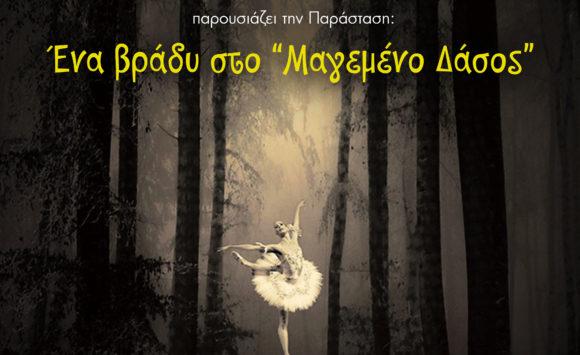 """Ετήσια Παράσταση """"ένα βράδυ στο Μαγεμένο Δάσος"""""""