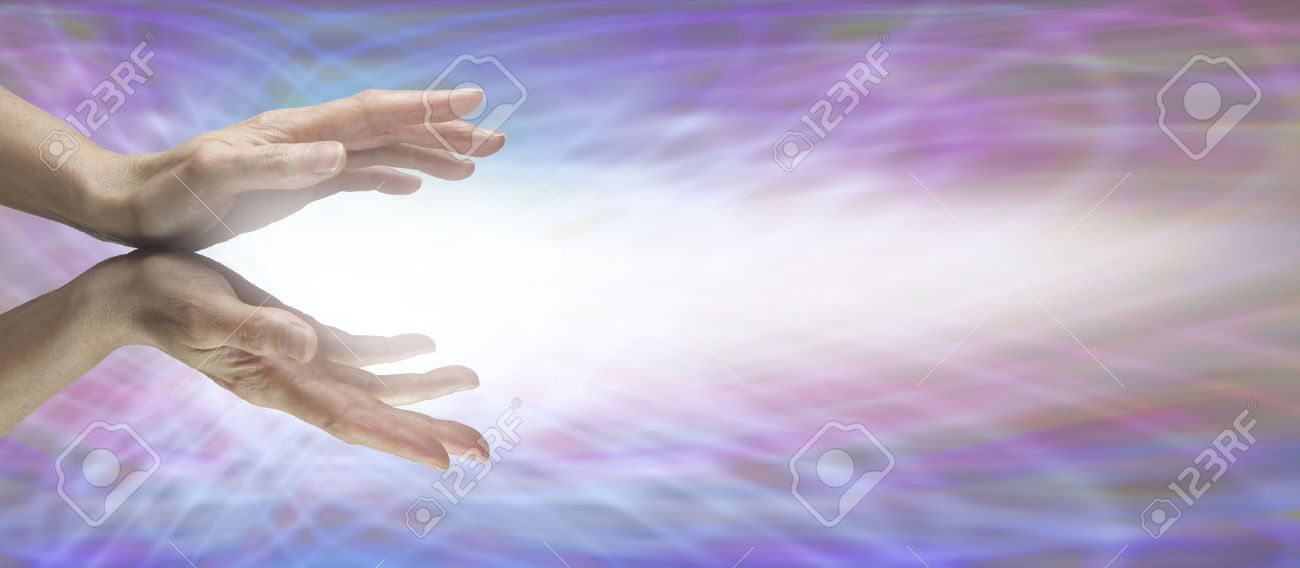 Reiki Stock Photos And Images